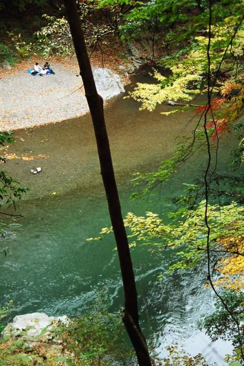 Japan_deep_river