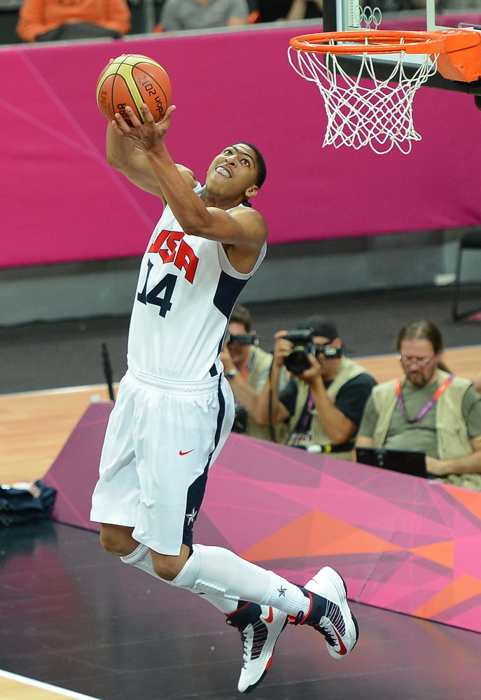 Mansoor Ahmed photos of Team USA basketball at London 2012 Olympics